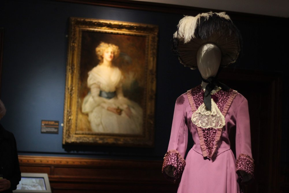 Preston Park Museum and Grounds - Behind the Seams -