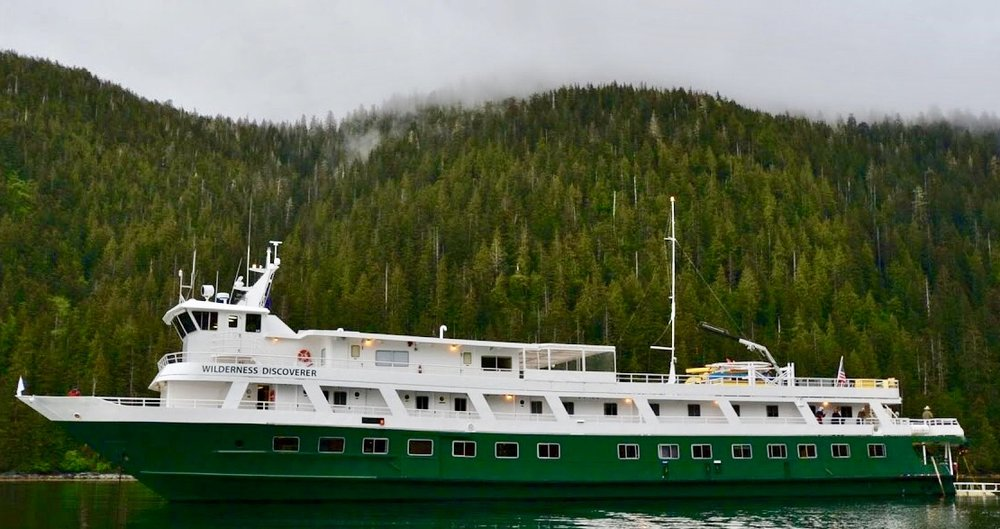 UnCruise - SAN JUAN ISLANDS & OLYMPIC PENINSULA