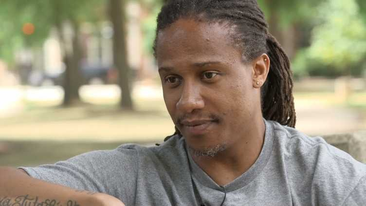 David Stovall, Professor of Educational Policy Studies and African-American Studies