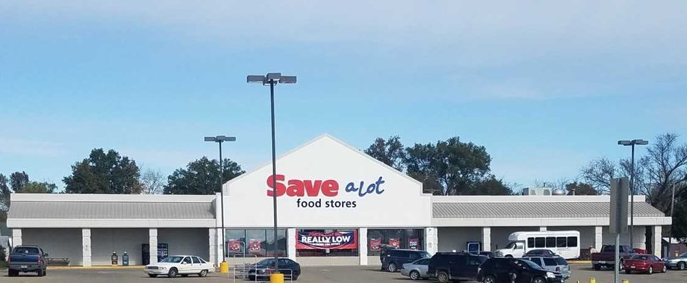 The Newly Expanded Save-A-Lot!
