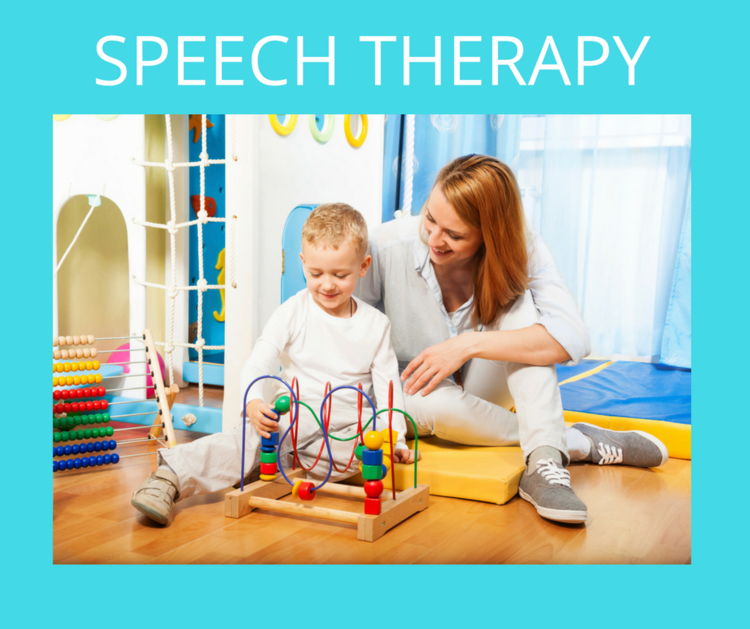 Our pediatric speech-language pathologists specialize in treating children with speech sound disorders, stuttering, language and more!