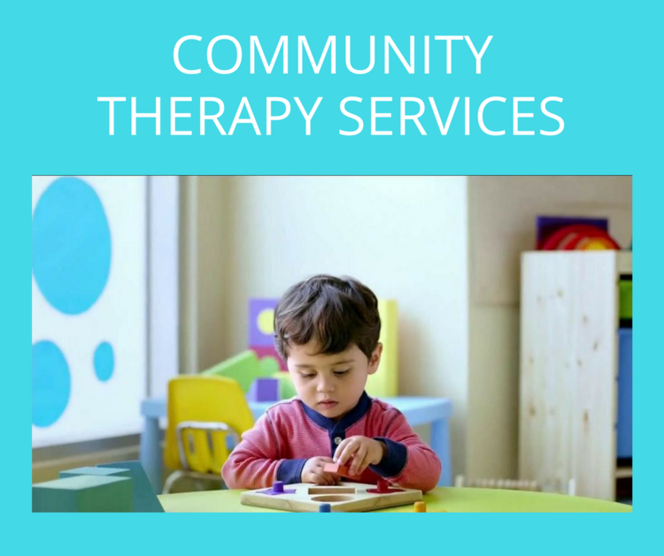 Our talented staff of pediatric therapy professionals are now able to offer speech and occupational therapy services within your child's daycare or preschool setting. Most insurance plans will cover your child's therapy both in and out of the clinic!