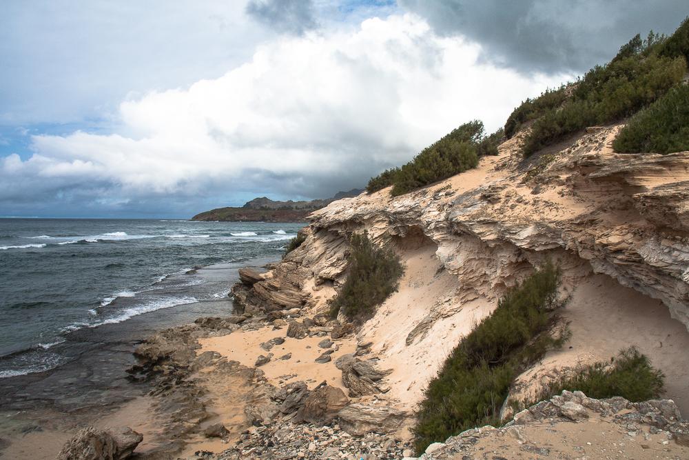 Kauai Cliffside