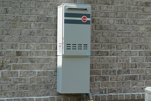 Rheem High efficiency tankless water heater