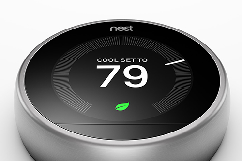 Nest  Thermostat - standard in all homes