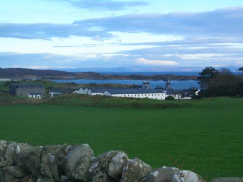 Scotland. Islay, to be exact - home of peat-smoked whisky. We call it heaven.
