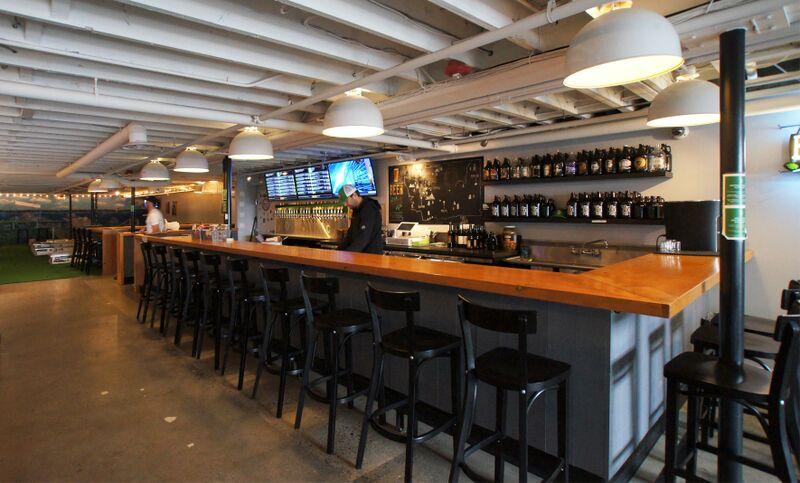 Flatstick Pub I, Kirkland
