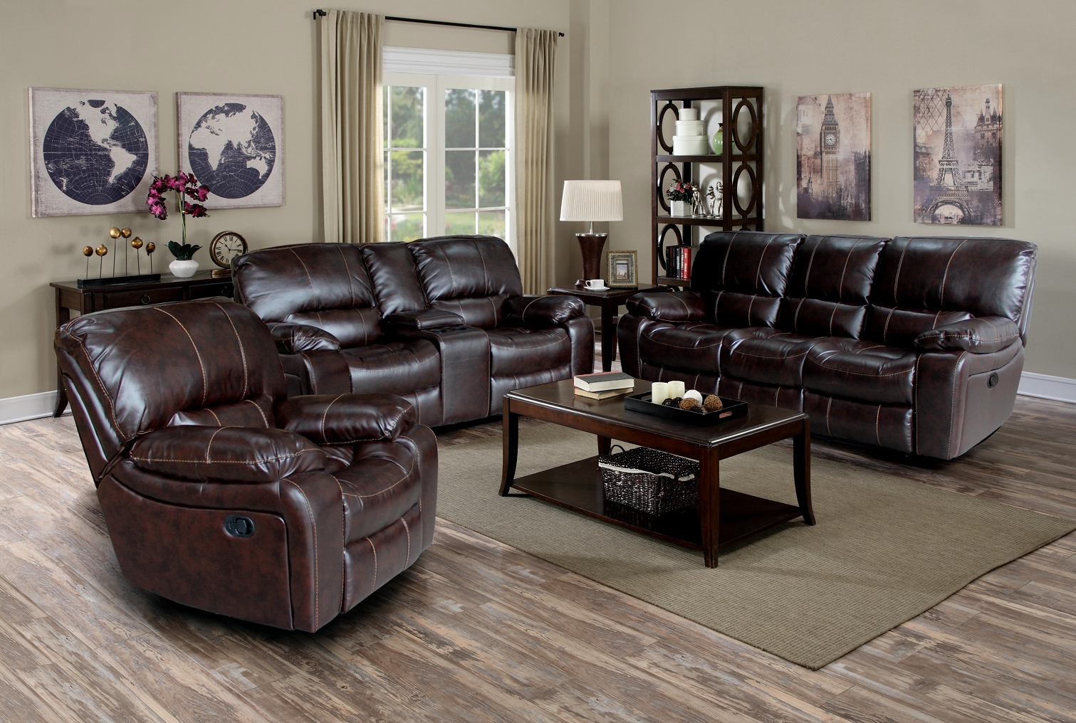Plush Recliner Factory Direct Furniture Store America The