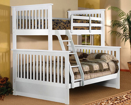Olympian Bunk Twin Full Bunk Bed Factory Direct Furniture Store