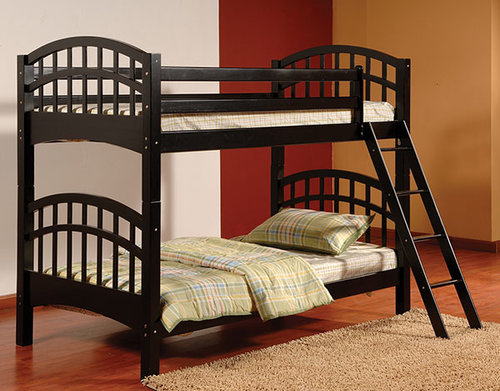 Newport Bunk Twin Bed