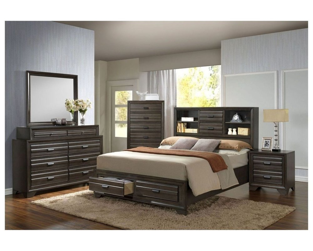 Bedroom Furniture Collections -