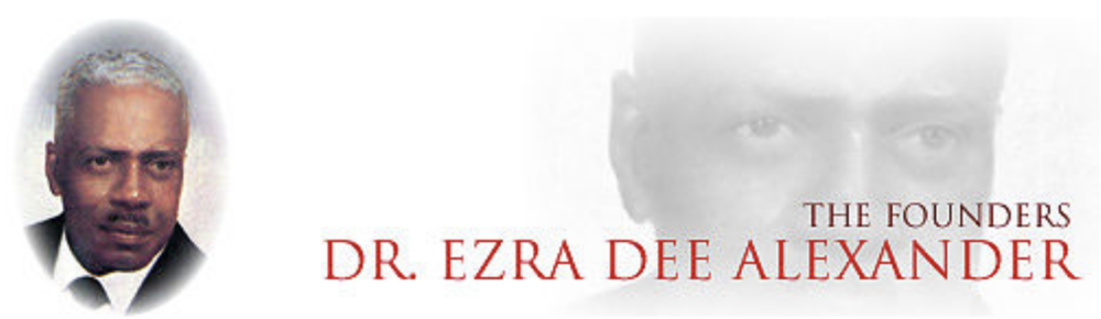 Ezra Dee Alexander (1891-1971) was born in Bloomington, Indiana in 1892, the site of Indiana University. He was graduated from Bloomington High School in 1910. He matriculated at Indiana University in the fall of 1910 and was graduated from Indiana University in 1917 with the A.B. degree. He received his M.D. degree from the Medical School of Indiana University in 1919. He practiced medicine in Indianapolis. In 1920, he married Mary Hunter, a teacher in the Indianapolis Public School system. Alexander served several terms as a member of the Grand Board of Directors.
