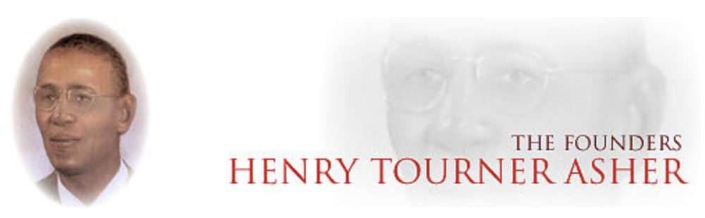 Henry Tourner Asher (1890-1963), born in Woodburn, Kentucky in 1890, was graduated from the Bloomington High School in 1910. He received the degree of Bachelor of Arts from Indiana University in 1914 and the next year was an instructor at Lincoln Institute at Jefferson City, Missouri. He was a graduate student at the University of Minnesota in 1917. He received the degree of LL.B. at the Detroit College of Law in 1928.