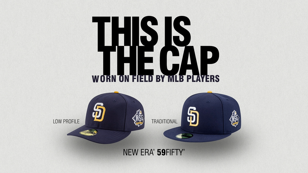 The objective  tell the story that New Era s Low-Profile 59FIFTY cap is now  a league-approved option for MLB players to wear on the field. fa0f61ec38d