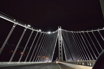 Laser Scanning on the Bay Bridge