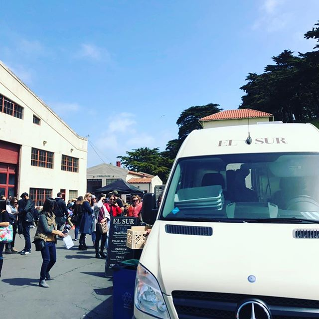 We will be at West Coast Craft all weekend, serving empanadas while you shop! Find us at Fort Mason Sat & Sun 10am-6pm #westcoastcraft #artists #designer #craftsmanship #empanadasargentinas