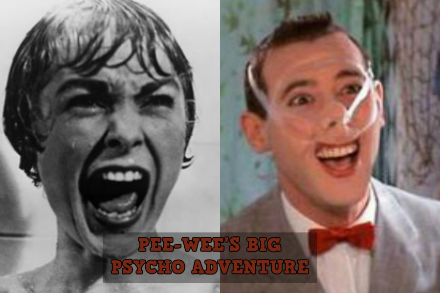 Pee Wee Big Psycho Adventure