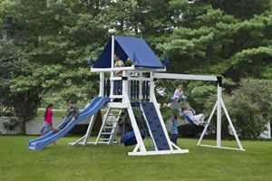Cedar Built - Vinyl playset - Classic Tower #601.jpg