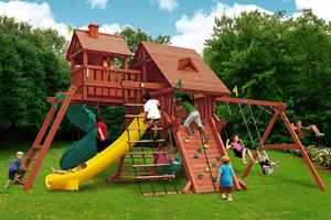 Cedar Built - Wooden playset - Colossal Kingdom Elite.jpg