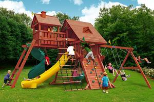 Cedar Built - Wooden playset - Colossal Kingdom Elite.jpg