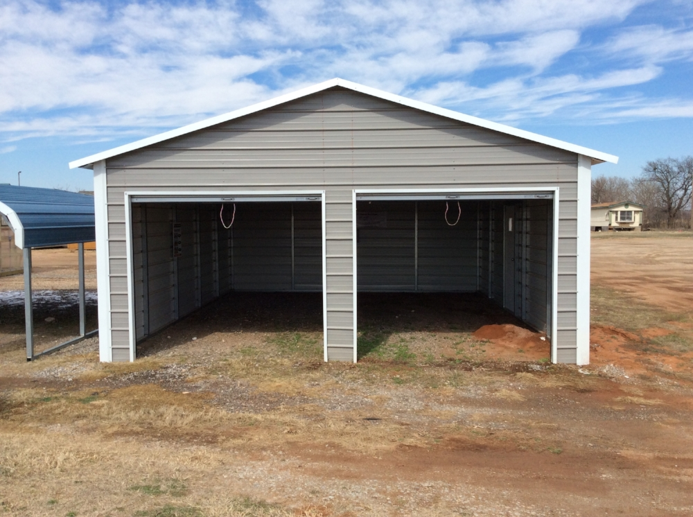 Integrity carports steel buildings for Carports and garages
