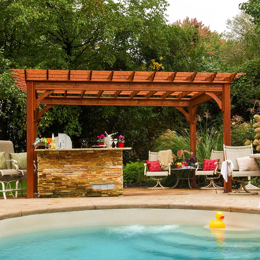 your spring backyard makeover pergolas u2014 quality buildings