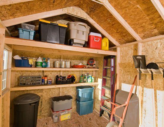 Portable Building Organization