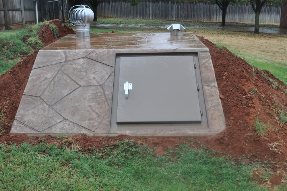 Whether You Prefer A More Simple Landscaping Rock Design, Or You Have A  Plethora Of Flowers To Plant, This Plain Cellar Can Be Transformed Into  Something ...