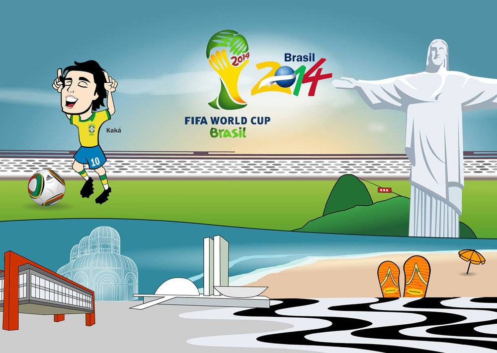 Fifa World Cup, International Fair - Digital Product