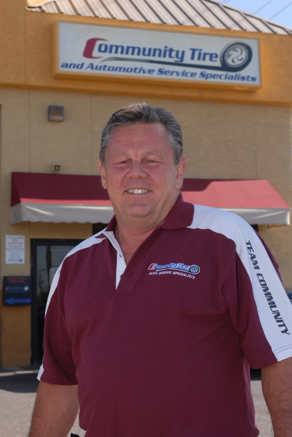 Howard Fleischmann, Communite Tire Pros