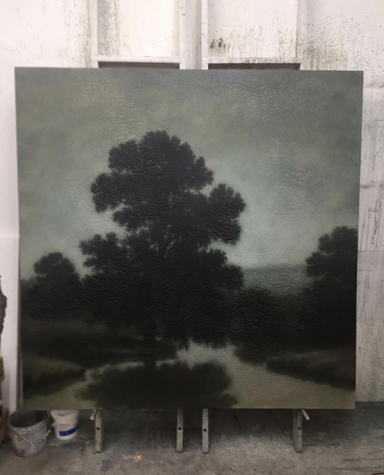 Michael Dines  | Landscape