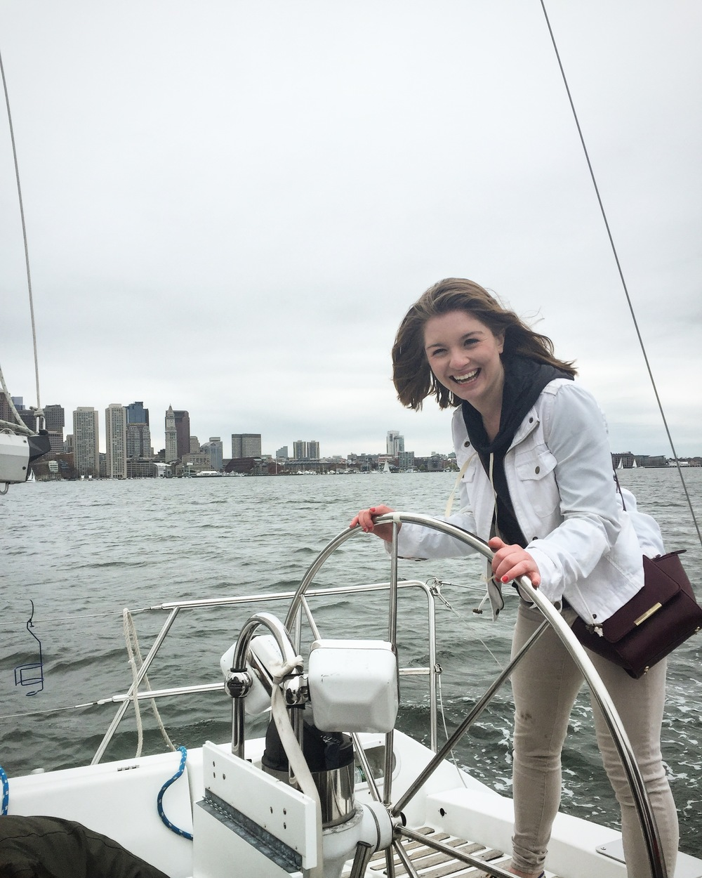Me Trying to Sail