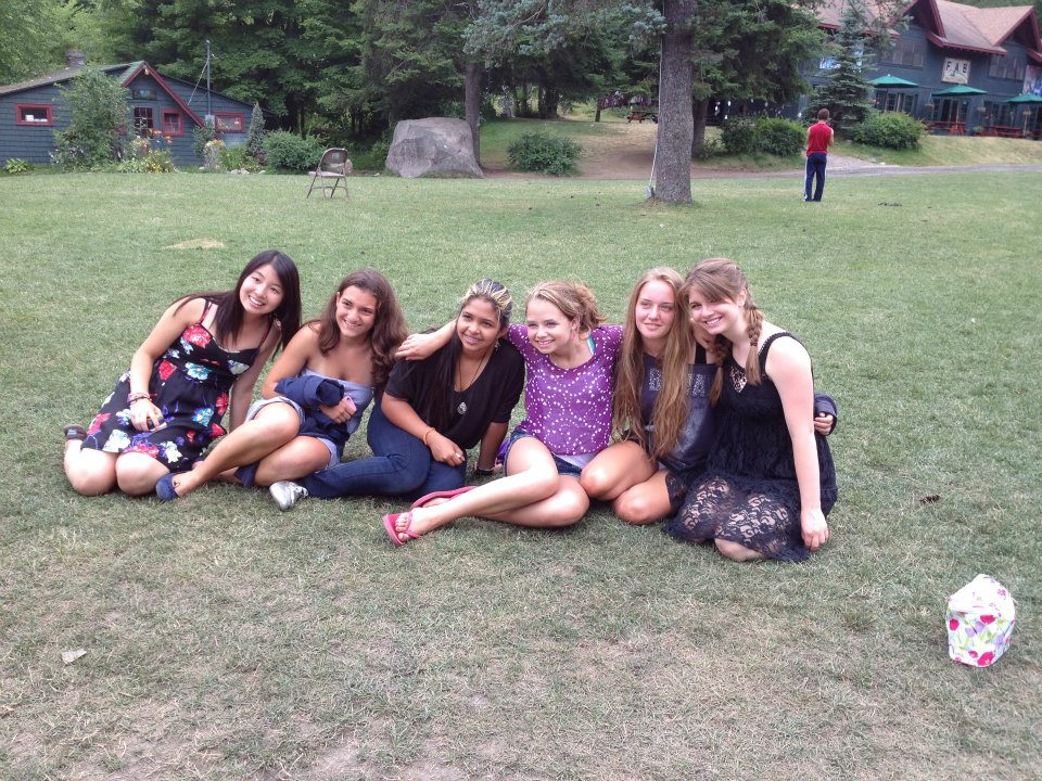 Long Lake Camp for the Arts - 2012