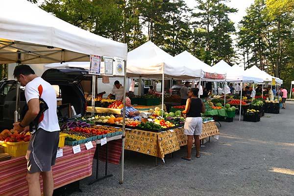 Farmers Markets -