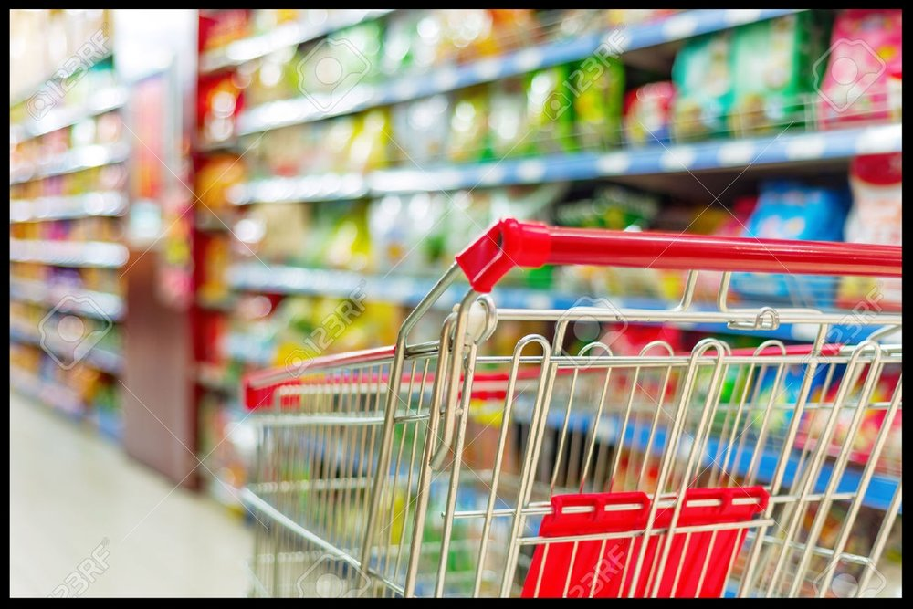 Grocery Stores, Convenience Stores, Retail -