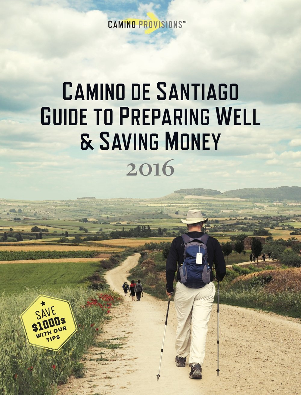 Our top recommendation for how to get going, or how to help a friend get going, on the walk of a lifetime.