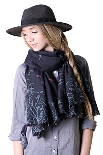 Anika Dali Women's Cotton Silk Scarf