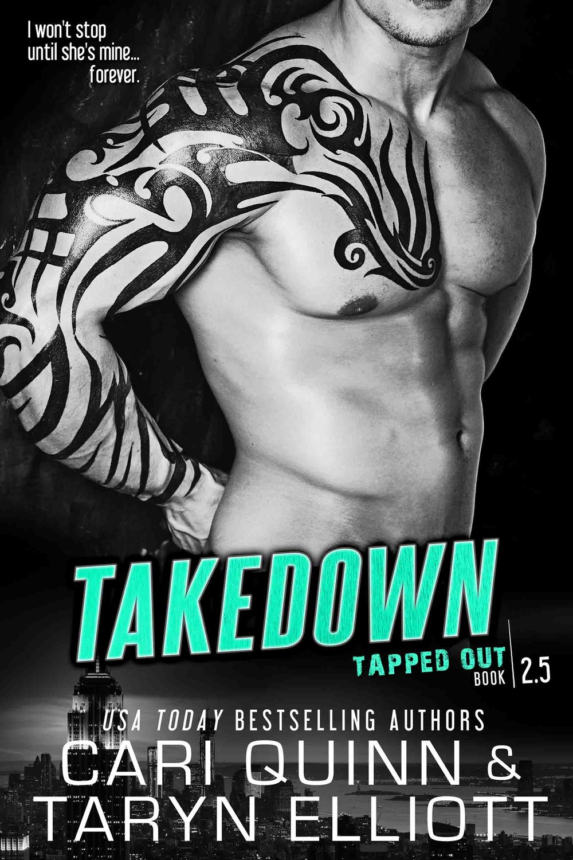 Cari Quinn Taryn Elliott Tapped Out 2.5 Takedown.jpg
