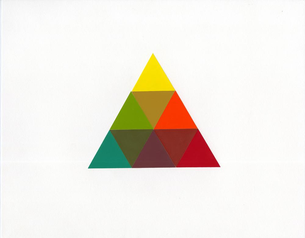 Goethe's triangle