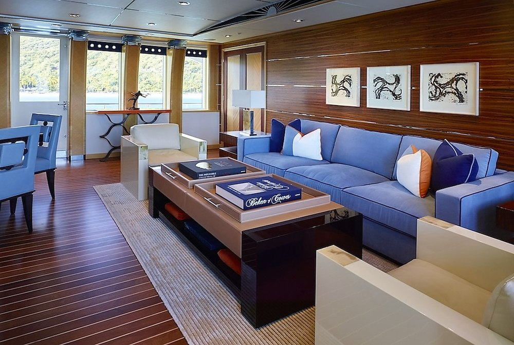 Yacht Custom Area Rugs  004