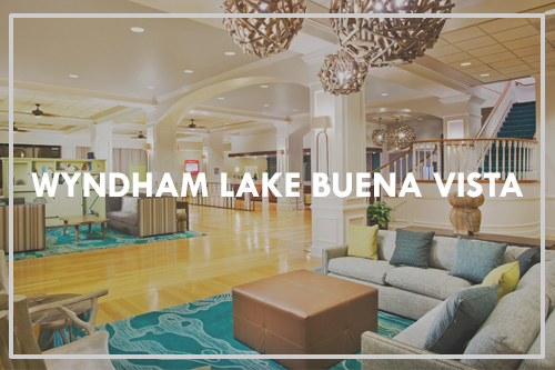 Wyndham Lake Buena Vista Disney Hotel Featured Project