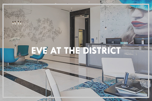 Eve at the District Miami Featured Project