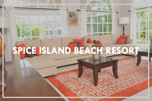 Spice Island Beach Resort Featured Project