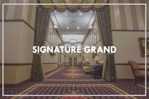 Signature Grand Wedding Social Venue Featured Project