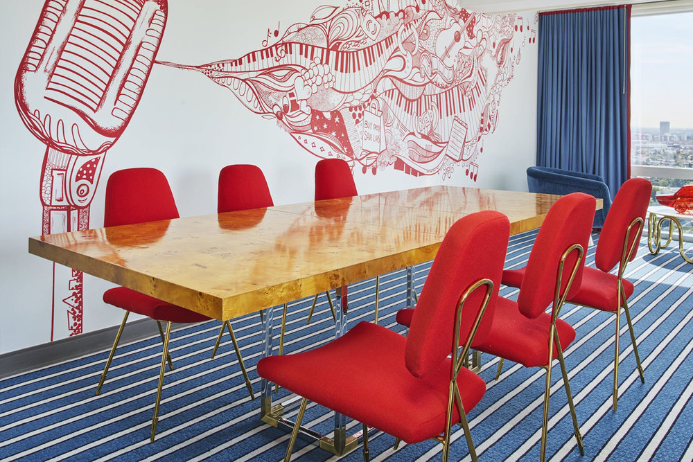 Andaz West Hollywood - Project (RED)