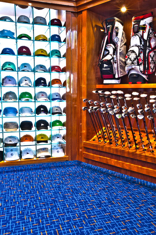 Golf Country Club Pro Shop