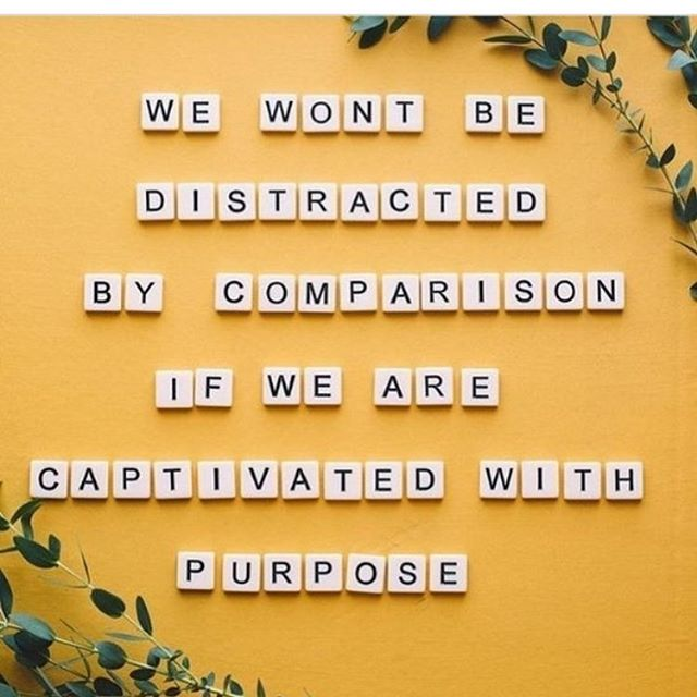 Comparison is the thief of joy. What's your purpose? • #motivationmonday  #studio505dance  #inspirationalquotes  #inspirationalwords  #onlycompetewithyourself