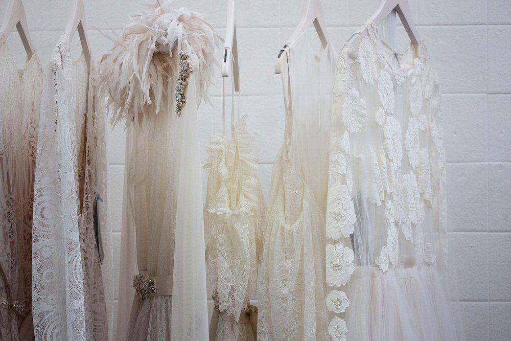 WEDDING DRESSES& SHOES -