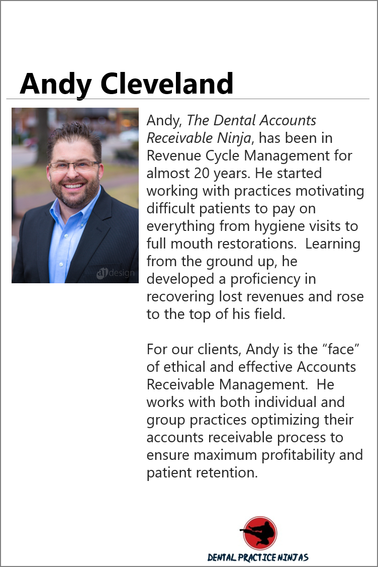 Andy Cleveland Dental Ninja