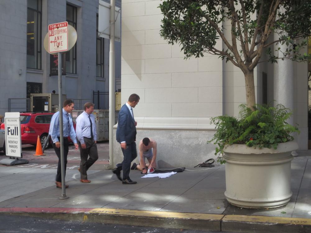 Grid  2014 Financial District, San Francisco